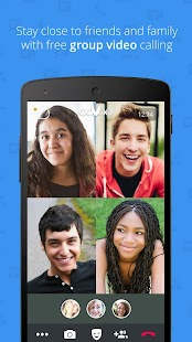 ooVoo Video Call, Text & Voice APK for Blackberry