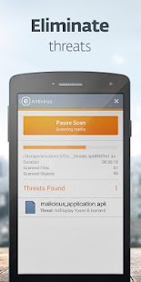 Download Android App Mobile Security & Antivirus for Samsung