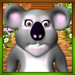 Talking Koala Icon
