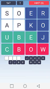 Word Puzzle- screenshot thumbnail