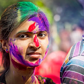 Lets play HOLI !! by Sankalan Banik - Public Holidays Other
