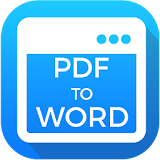 PDF to Word file APK Free for PC, smart TV Download