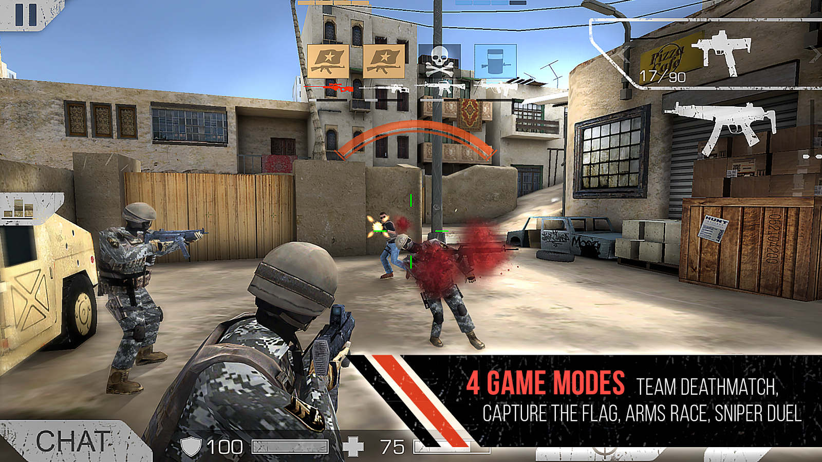 Standoff Multiplayer Screenshot 2