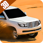 APK Game Desert Safari Jeep Drift Race for BB, BlackBerry