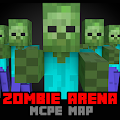 App Zombie Arena Map for Minecraft apk for kindle fire