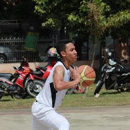 by Erwin Megantoro - Sports & Fitness Basketball (  )