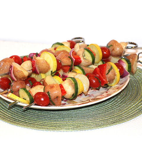 Veggie Skewer Marinade
