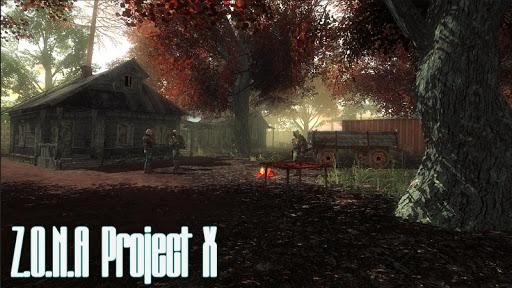 Z.O.N.A Project X - screenshot