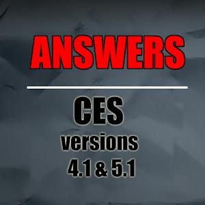 Cover art CES 4.1 & 5