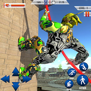 US Army Robot Training Camp: Special Force Course For PC / Windows 7/8/10 / Mac – Free Download