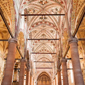 by Giancarlo Ferraro - Buildings & Architecture Places of Worship ( old, church, art, silence, architecture, big, religious )