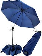 """Зонт """"Компакт S"""", черный"""