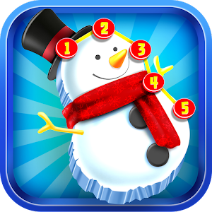 Connect The Dots: Christmas Educational Kids Game For PC (Windows & MAC)