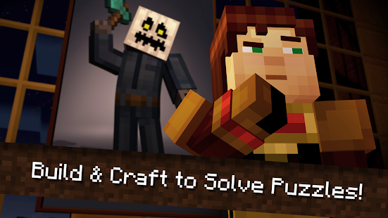 Download Android Game Minecraft: Story Mode for Samsung