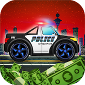 Free Police car racing for kids APK for Windows 8