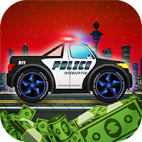 Police car racing for kids For PC (Windows And Mac)