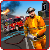 American FireFighter 2017 APK for Bluestacks