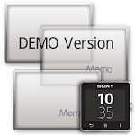 Photo Memo widget (DEMO) +SW2 Icon