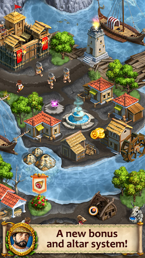Roads of Rome: New Generation 2 screenshot 3