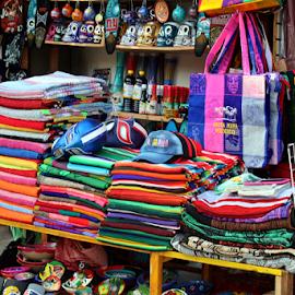 Bright Colors by Tony Huffaker - City,  Street & Park  Markets & Shops ( bright, colors )
