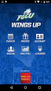 Wings Up Loyalty Program - screenshot