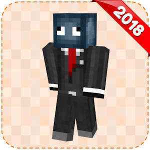 Mob Skins for Minecraft PE 🎮 For PC (Windows & MAC)