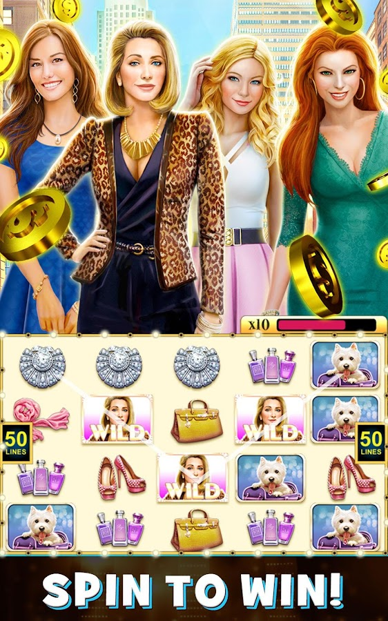 Slots - Vegas Party 3D Free! Screenshot 8
