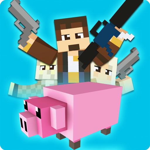 Blocky Island Rampage (game)