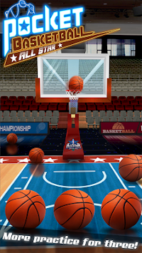 Basketball By 3DGames APK screenshot thumbnail 2