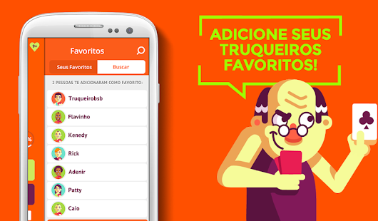 Free TrucoON - Truco Online Gratis APK for Windows 8