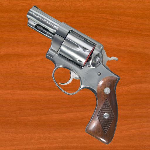 Russian Roulette Fart Revolver (app)