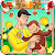 Curious Jungle George : Monkey Adventure file APK for Gaming PC/PS3/PS4 Smart TV