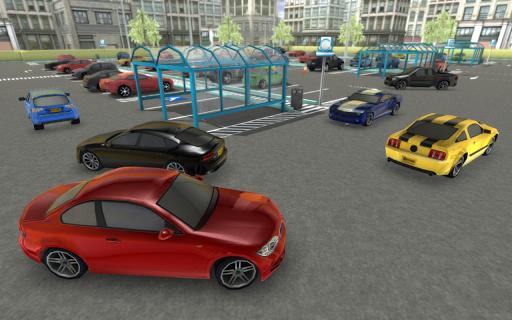 Strange Doctor Parking Squad - screenshot