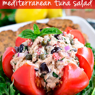 Mediterranean Tuna Egg Salad Recipes