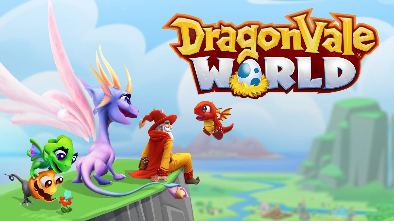 DragonVale World Screenshot 5
