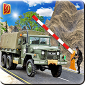 Game Drive Army Check Post Truck version 2015 APK