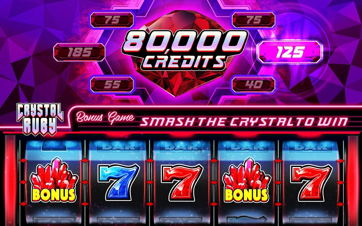 Emerald 5-Reel Free Slots Screenshot 8