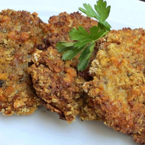 German Schnitzel, Slow Cooker Style