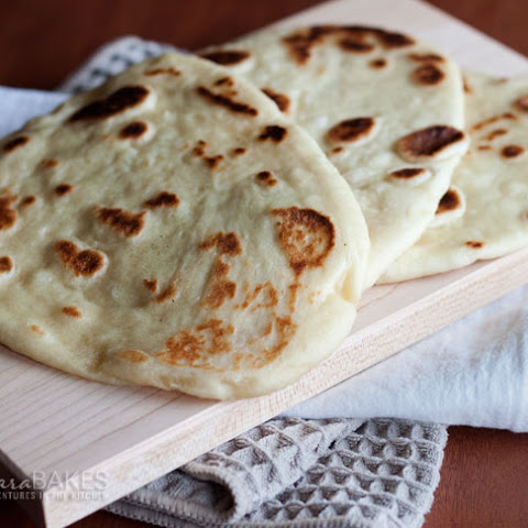 Naan – Indian Flatbread