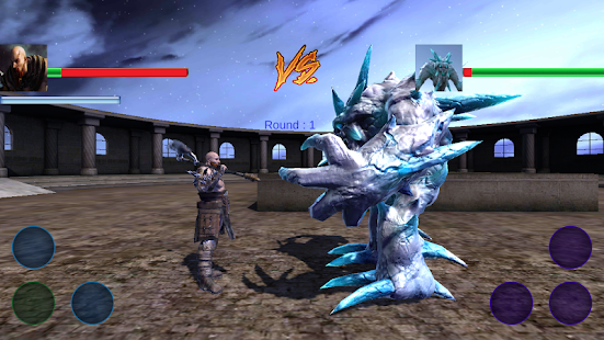 Game God of Warriors 7 APK for Windows Phone