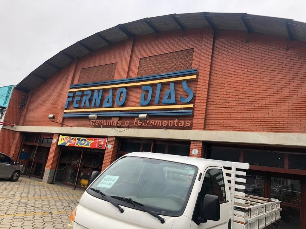 Galpão Comercial para alugar, 600 m² por R$ 20.000/mês - Avenida dos Imigrantes - Bragança Paulista/SP