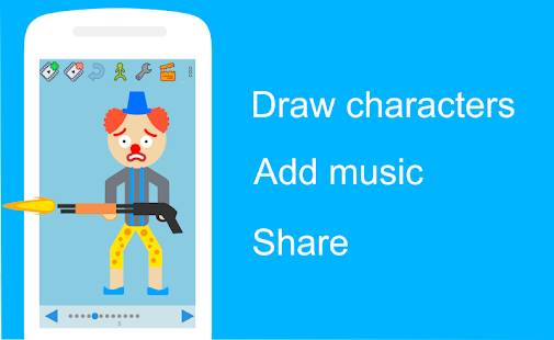 Draw Cartoons APK for Bluestacks