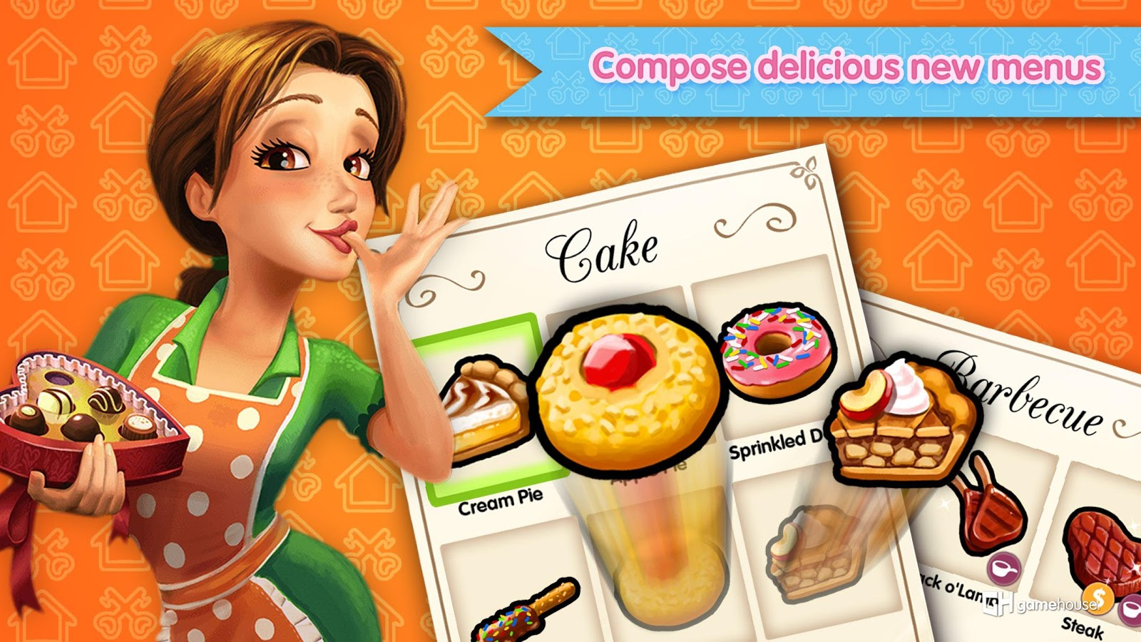 Delicious - Home Sweet Home Screenshot 2