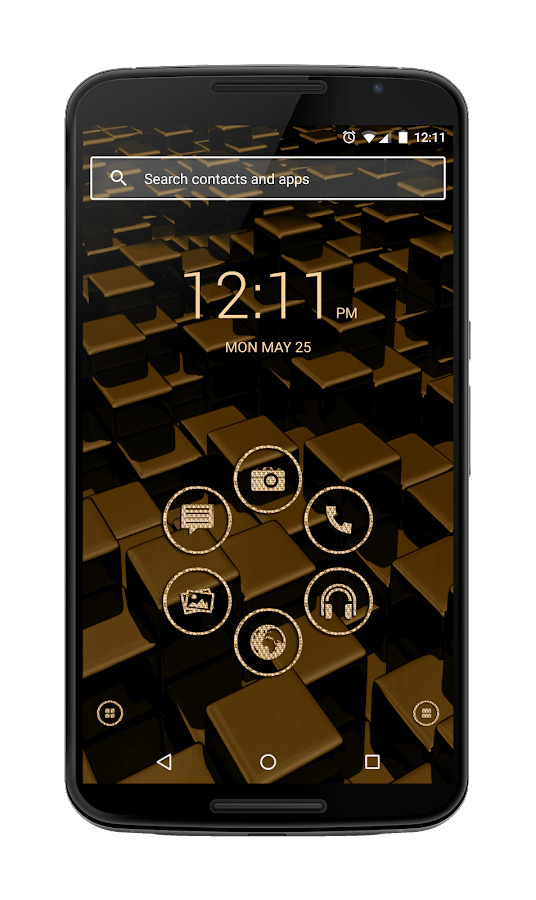 24K Icon Pack Screenshot 2