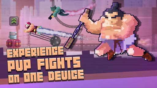 Super Hero Fight Club (Unreleased)