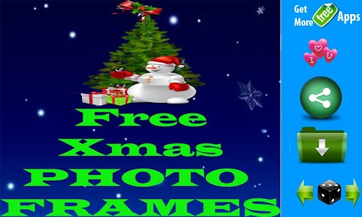 Free Xmas Frames- screenshot