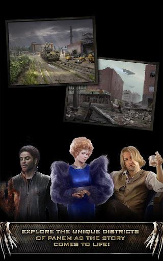 The Hunger Games: Panem Rising screenshot 3