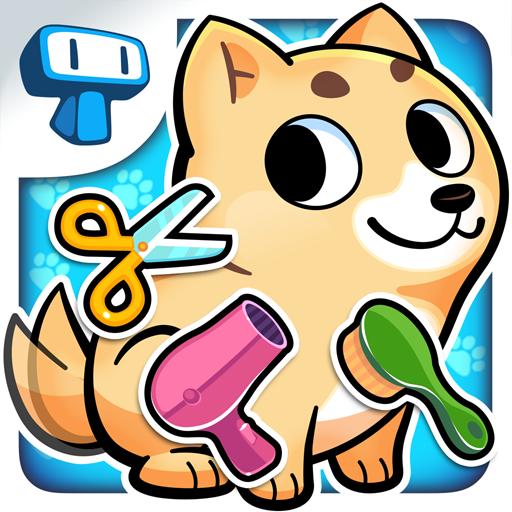 My Virtual Pet Shop - Cute Animal Care Game (game)