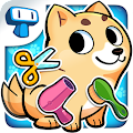 Game My Virtual Pet Shop - Cute Animal Care Game apk for kindle fire