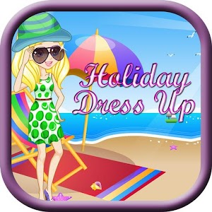 Holiday Dress up Game